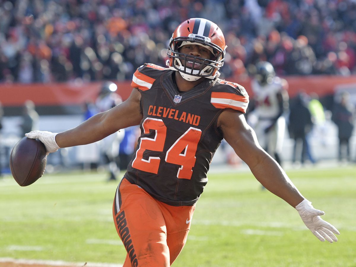 Tailgate 19: Is Nick Chubb better than Christian McCaffrey?