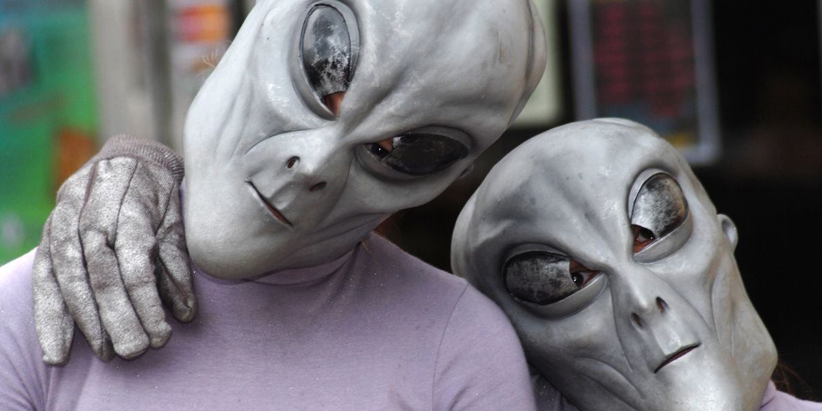 Almost 500,000 people joined a Facebook event to storm Area 51 - and the media are covering it like it's real