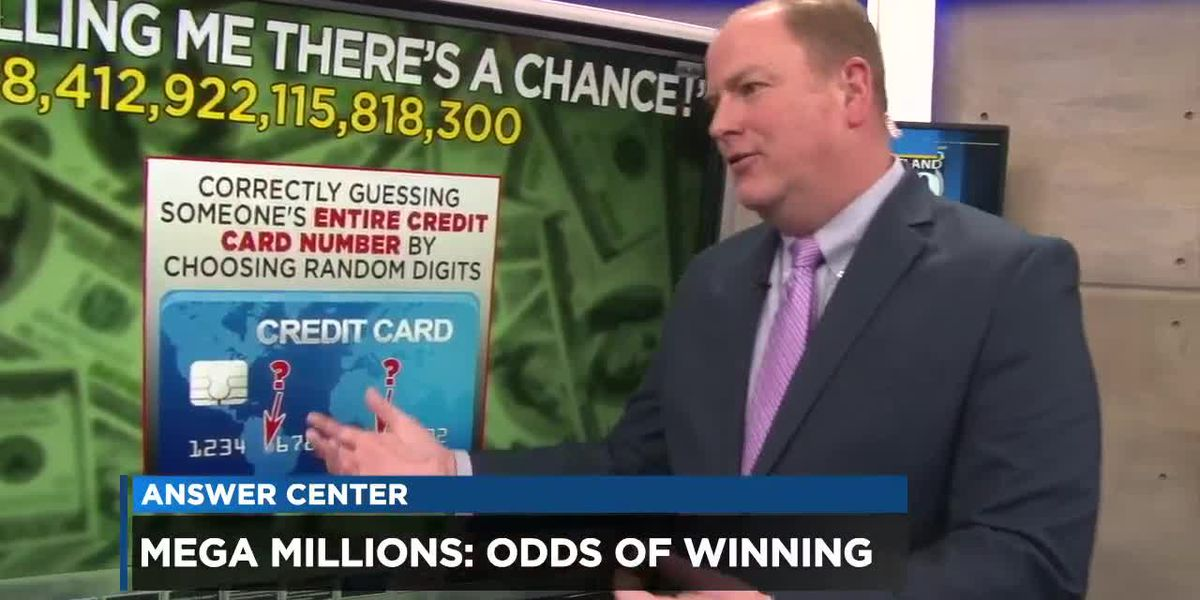 Want to win Mega Millions? Astronomical, but Northeast Ohio professor says it is possible