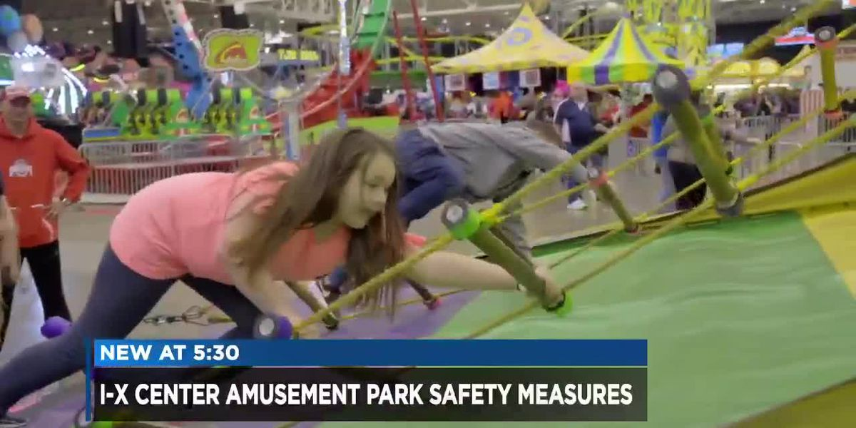 IX Center outlines safety policies ahead of indoor amusement park opening