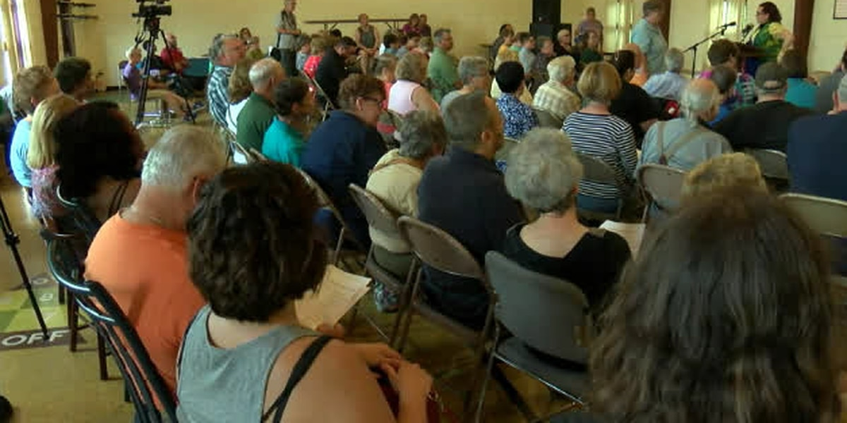 Canton church hosts rally to discuss immigration policies