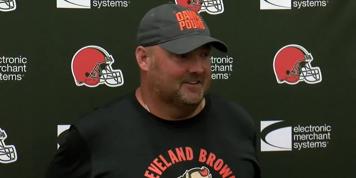 Kitchens thanks Browns fans
