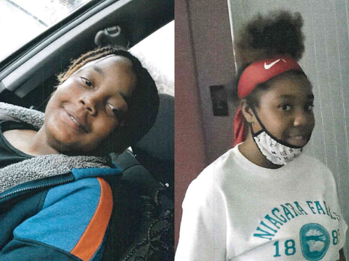 Siblings, ages 11 and 15 years old, reported missing to Cleveland police
