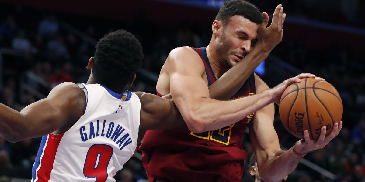 Cleveland Cavaliers winless after fifth straight loss