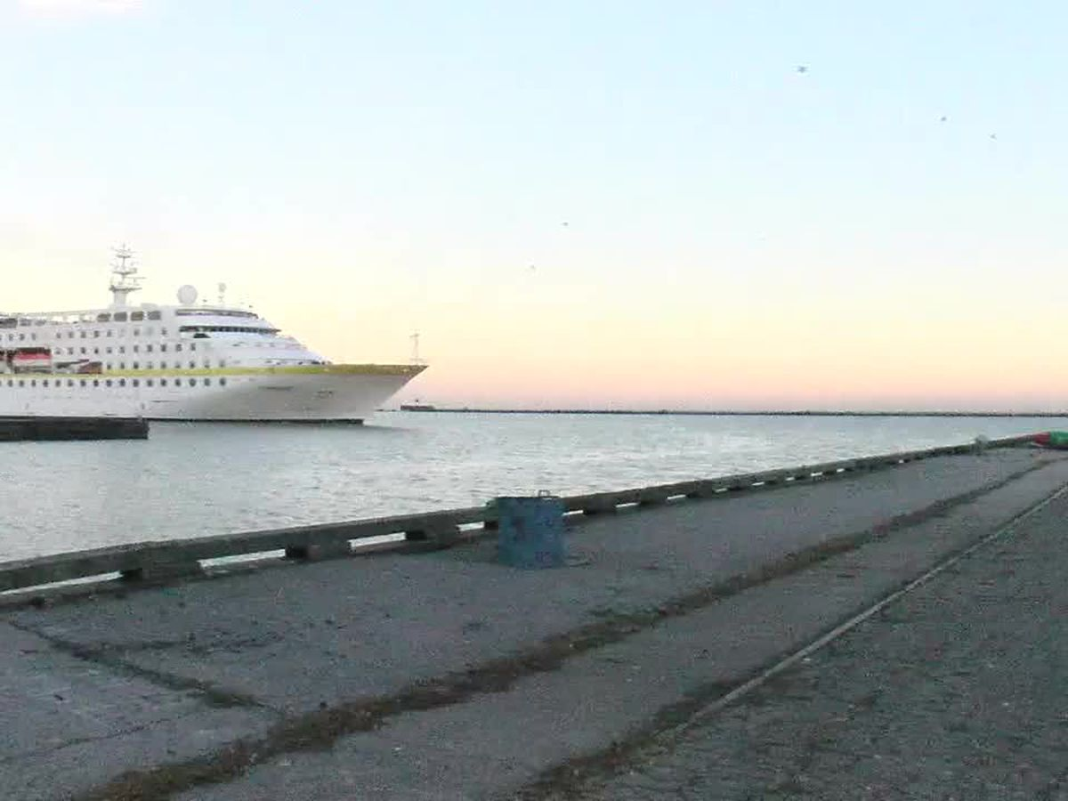 US Customs facility going up at Port of Cleveland to meet rising cruise ship demand