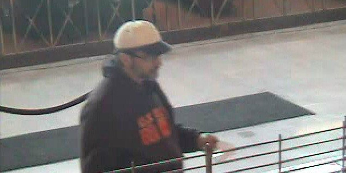 PHOTOS: Suspect wanted for robbing US Bank in Cleveland