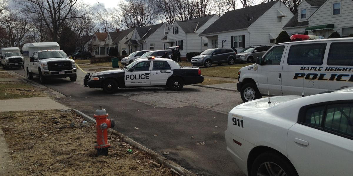 Gunman still on the loose after Maple Heights double murder; authorities ID 19-year-old suspect