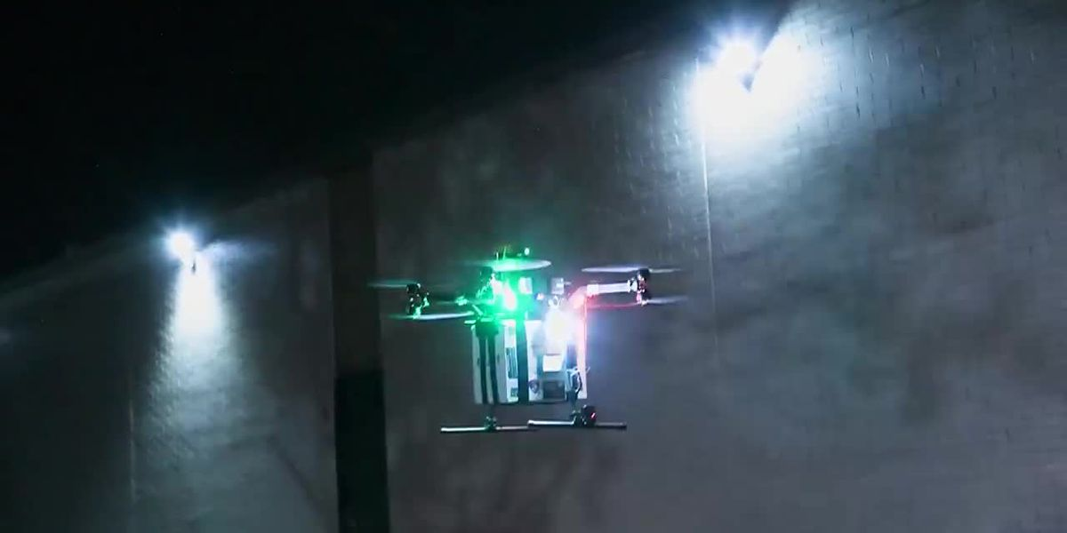 Drones will likely start delivering organs for transplant in Northeast Ohio sooner rather than later