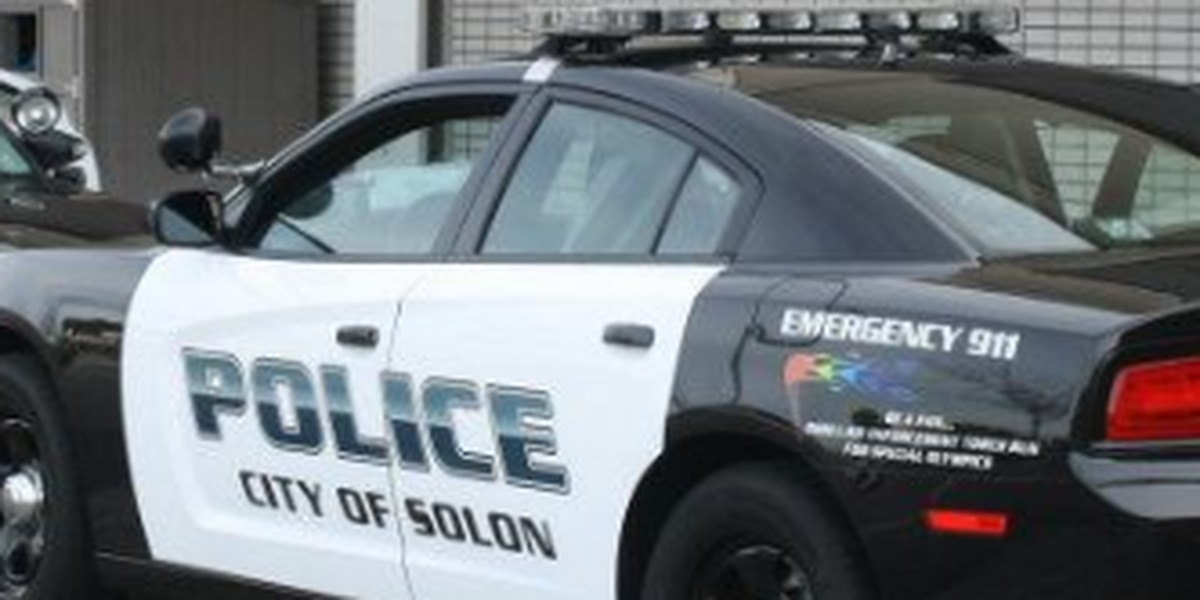 Solon Police ping stolen AT&T phones leading to capture of armed robbery suspect