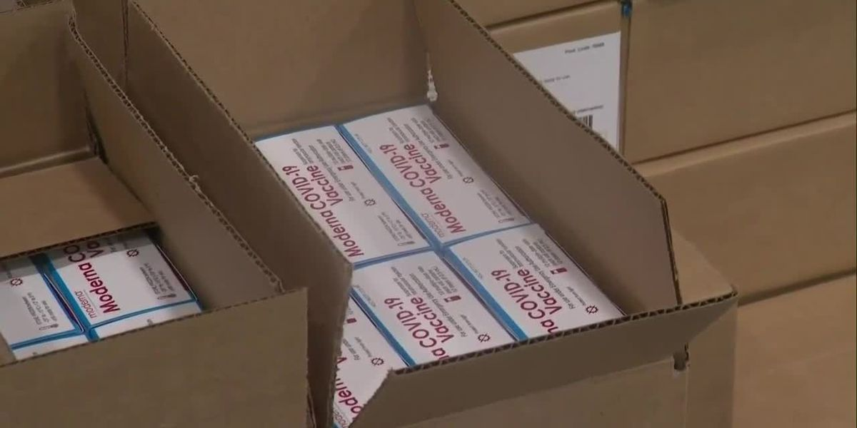 Northeast Ohio hospitals receive Moderna COVID-19 vaccine on Tuesday, will begin vaccinations Wednesday