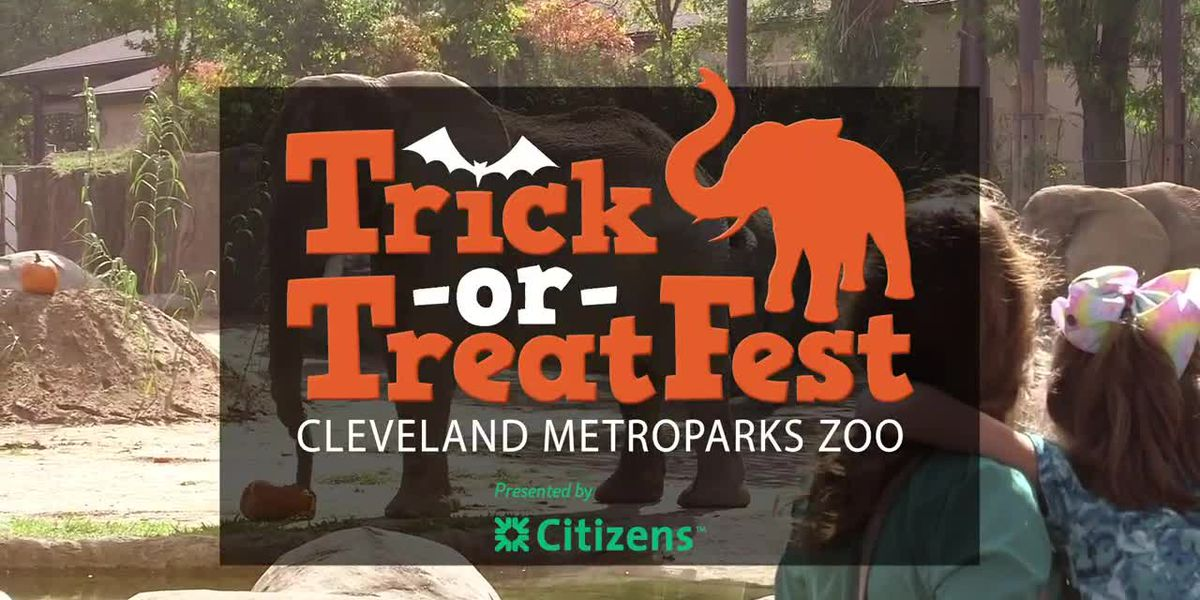 Cleveland Metroparks Zoo hosting Trick-or-Treat Fest with 'spook-tacular' live performances and social distancing