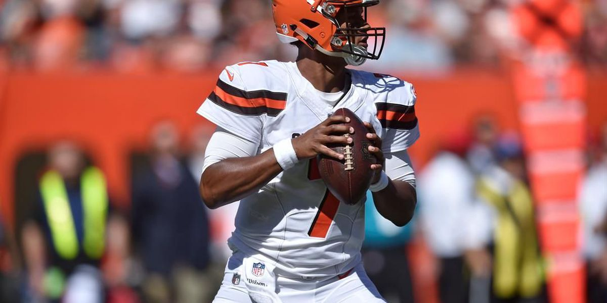 DeShone Kizer continues to lead the NFL in interceptions