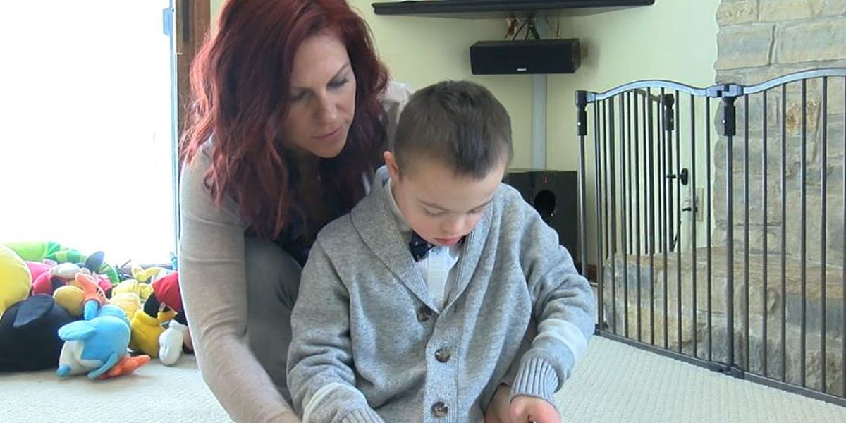 Family breaks barriers for son with special needs by creating bow tie business