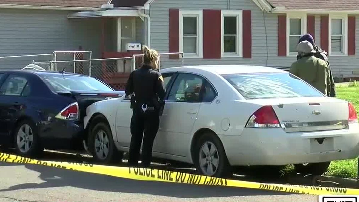 Woman shot on Cleveland's West Side drives several miles before she crashes and gets help