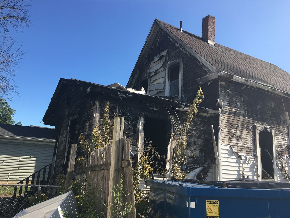 7-year-old child dies in Lorain house fire