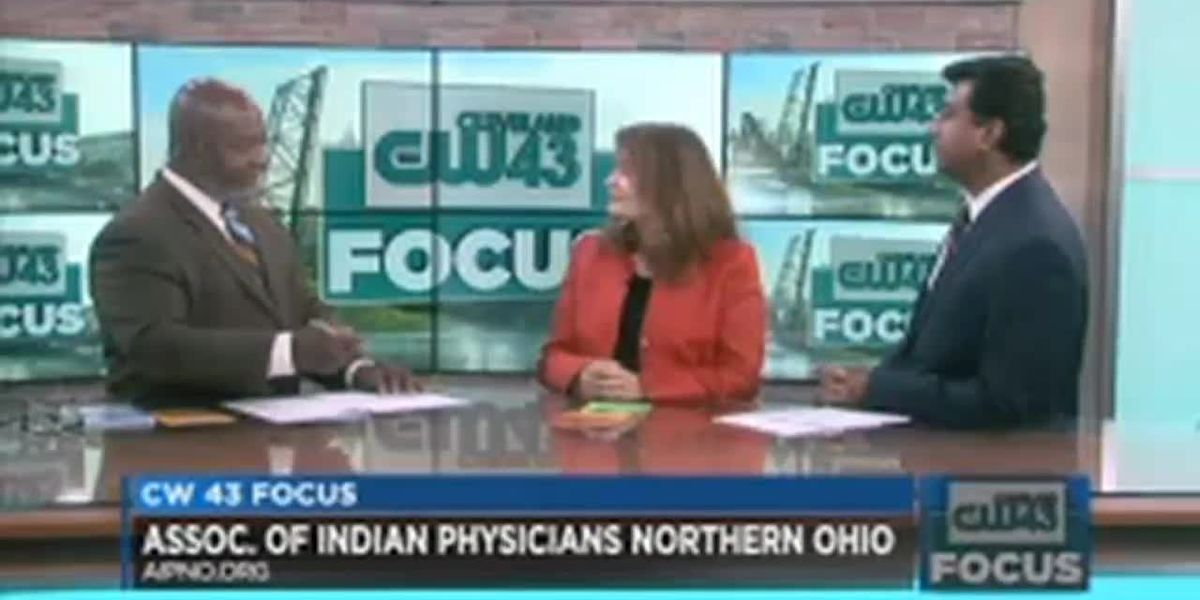 CW 43 Focus: Asian Association of Indian Physicians of Northern Ohio (part 1)