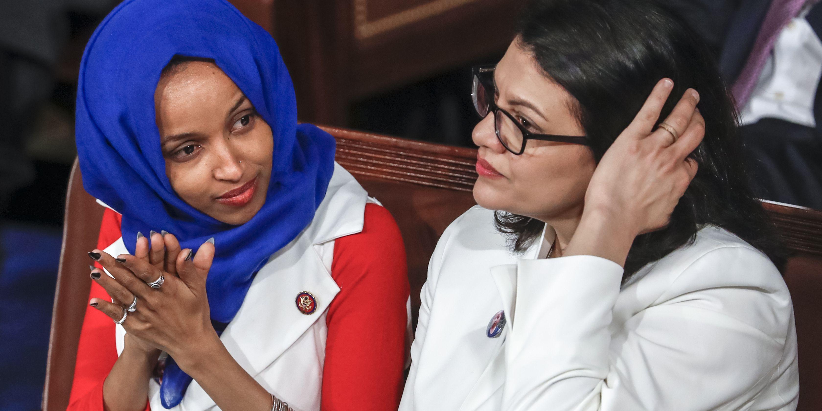Israel bans entry to outspoken US congresswomen