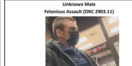 Cleveland Police need help identifying man wanted for assault