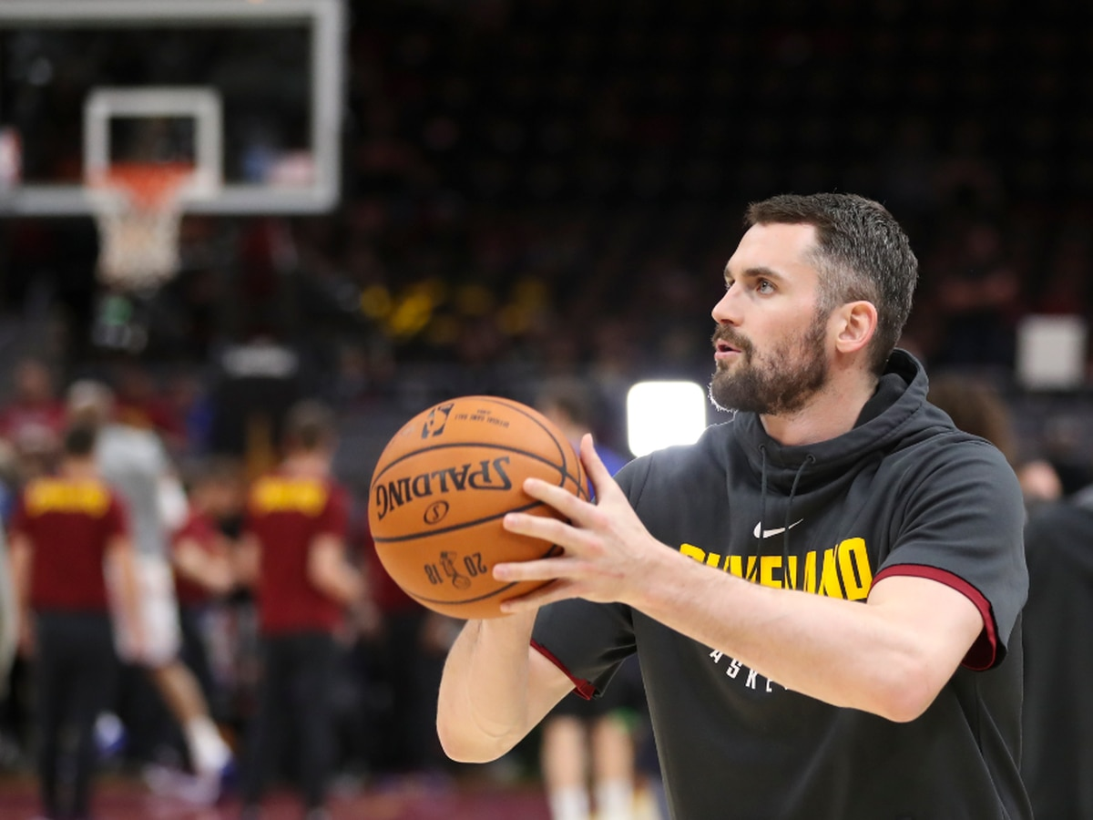 Kevin Love launches new initiative focusing on mental health