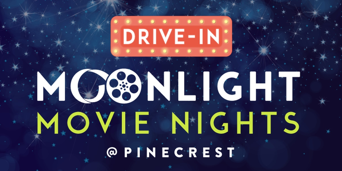 Pinecrest parking lot turning into drive-in movie on Thursdays
