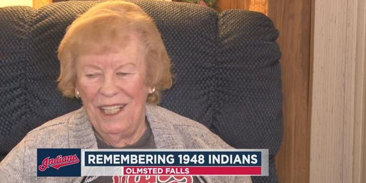 Tribe fan recalls skipping job interview to watch 1948 World Series