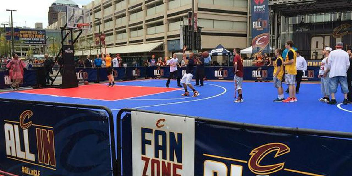 Cavs Fan Fest: Guide to opening night at The Q