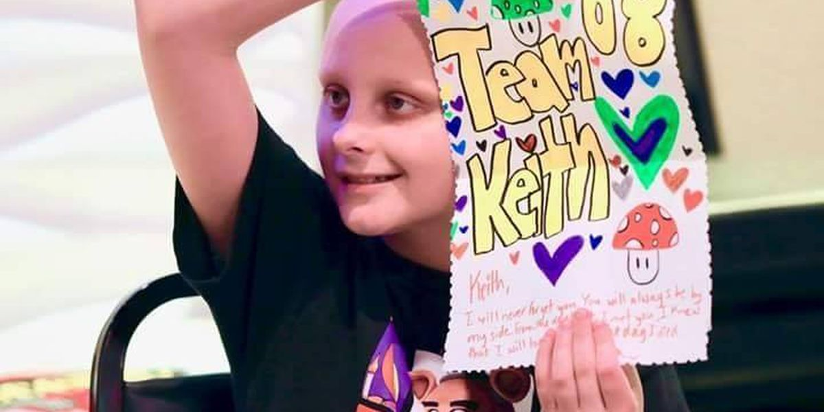 Stow community rallies around boy fighting for tomorrow