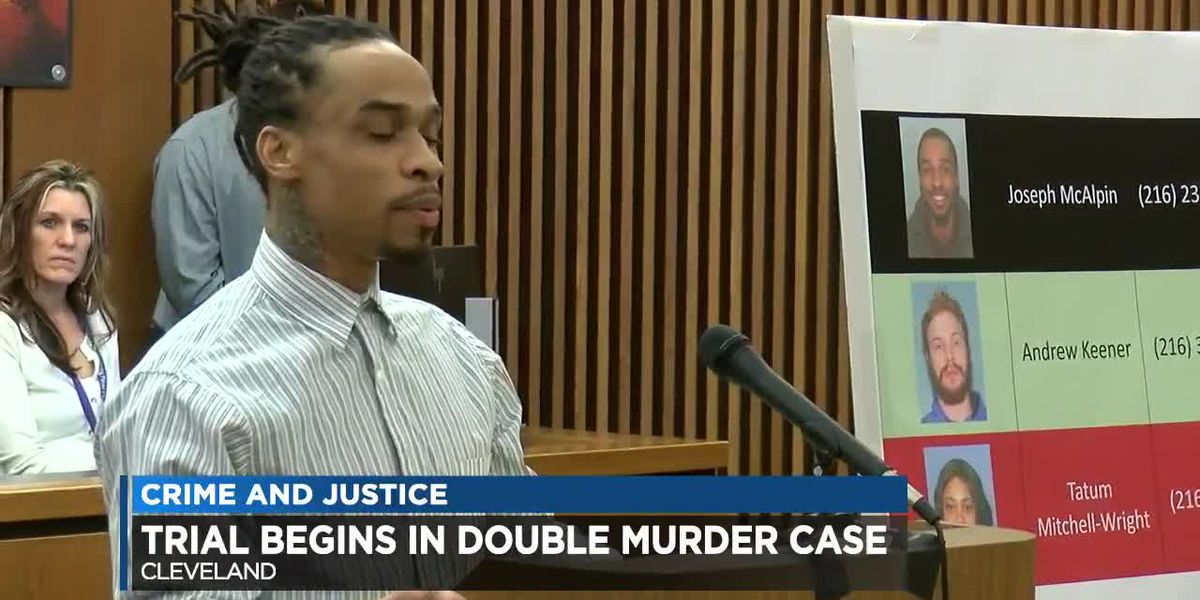 Suspected gunman faces death sentence if convicted of Cleveland car lot murders