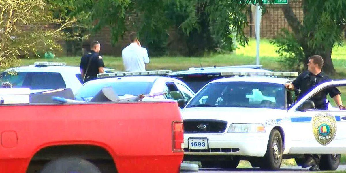 Video: Mistakenly released Mansfield prisoner hauled back into custody
