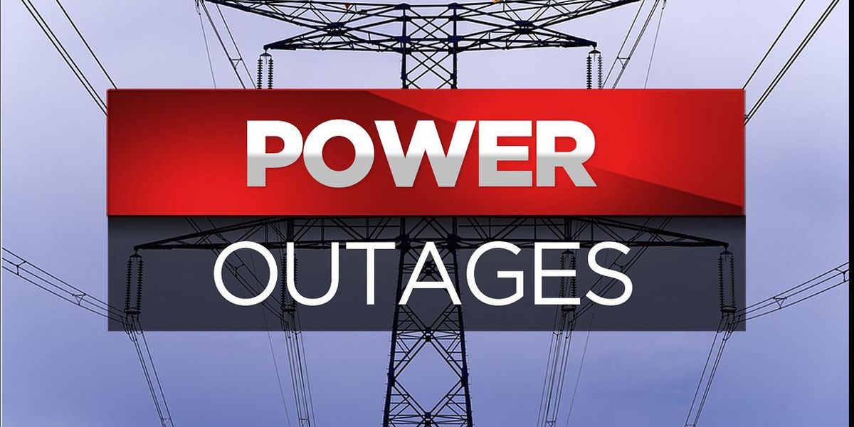 Thousands without power as high winds blow through Northern Ohio