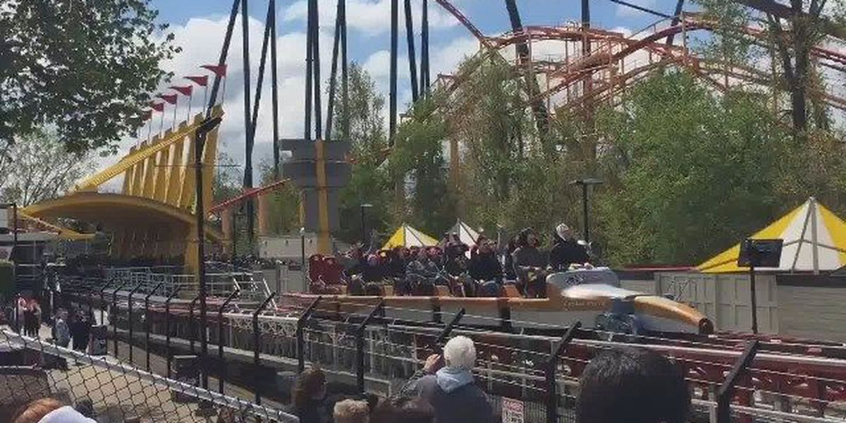 Cedar Point opens weekend with Top Thrill Cubster