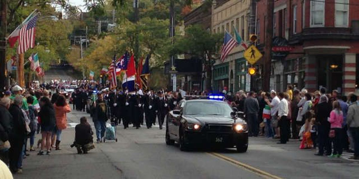 WATCH LIVE: Columbus Day Parade in Little Italy