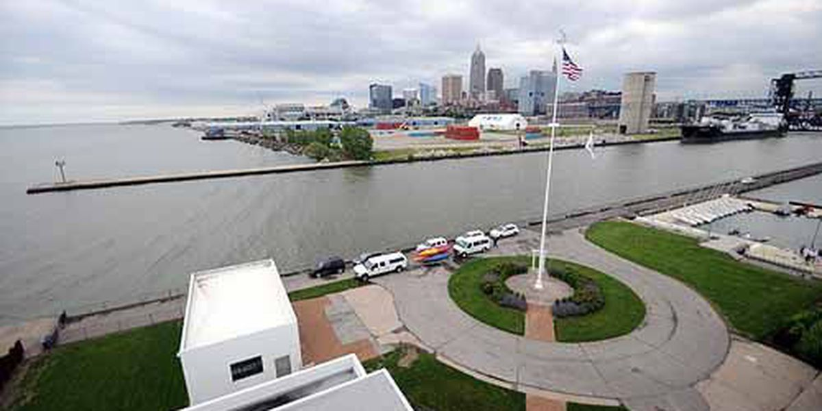 A look at Cleveland's historic Coast Guard station that's been closed since 1976