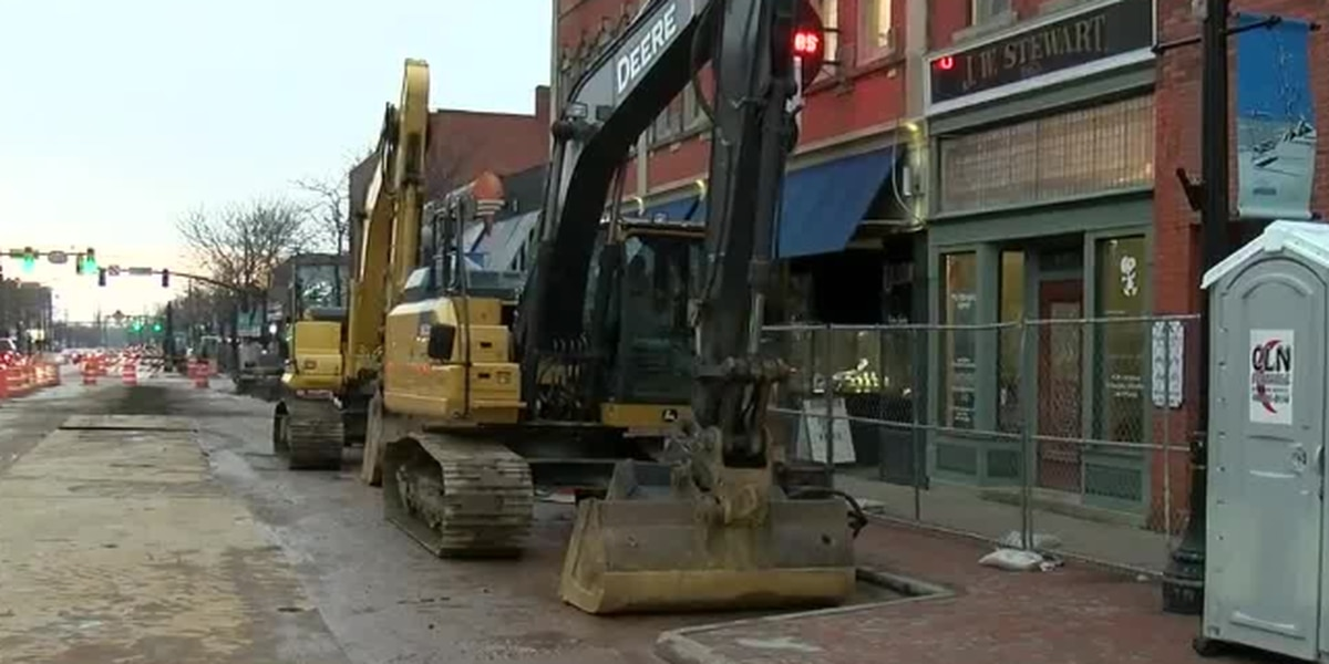Downtown Willoughby businesses uneasy over major construction project