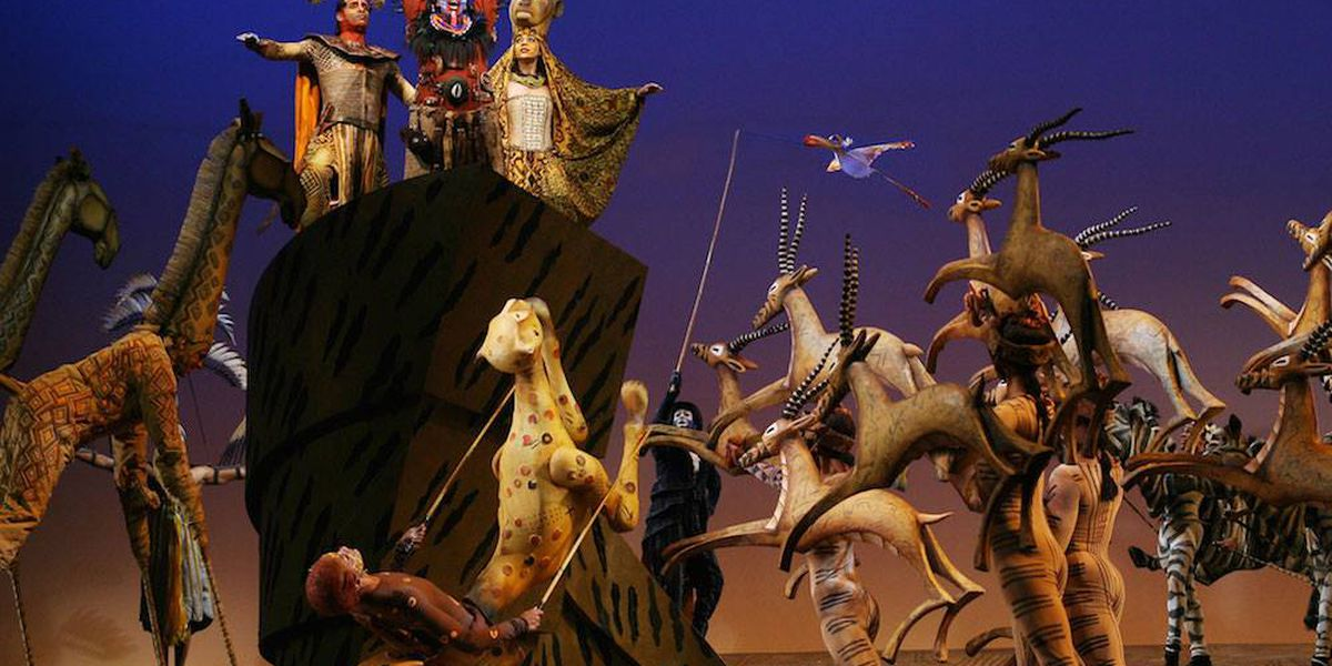 'The Lion King' returns to Cleveland's Playhouse Square next summer