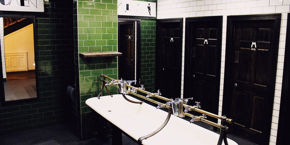 Cleveland's Butcher and the Brewer finalist for America's Best Restroom contest