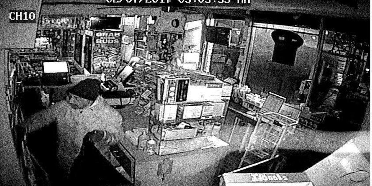 Police investigating burglary at Garfield Heights gas station