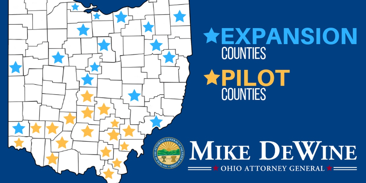Program helping families impacted by opioid crisis expands to 17 new counties in Ohio