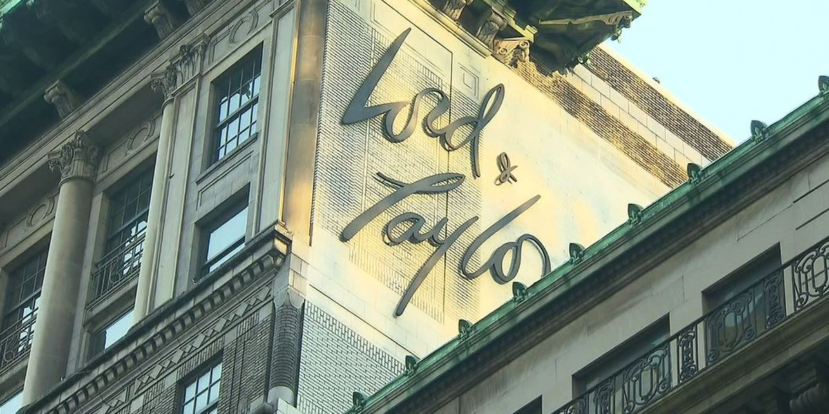 Retail rout goes on as Lord & Taylor, Tailored Brands, falter