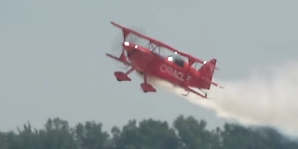 Sean D. Tucker's final solo appearance in Cleveland will be at the National Air Show