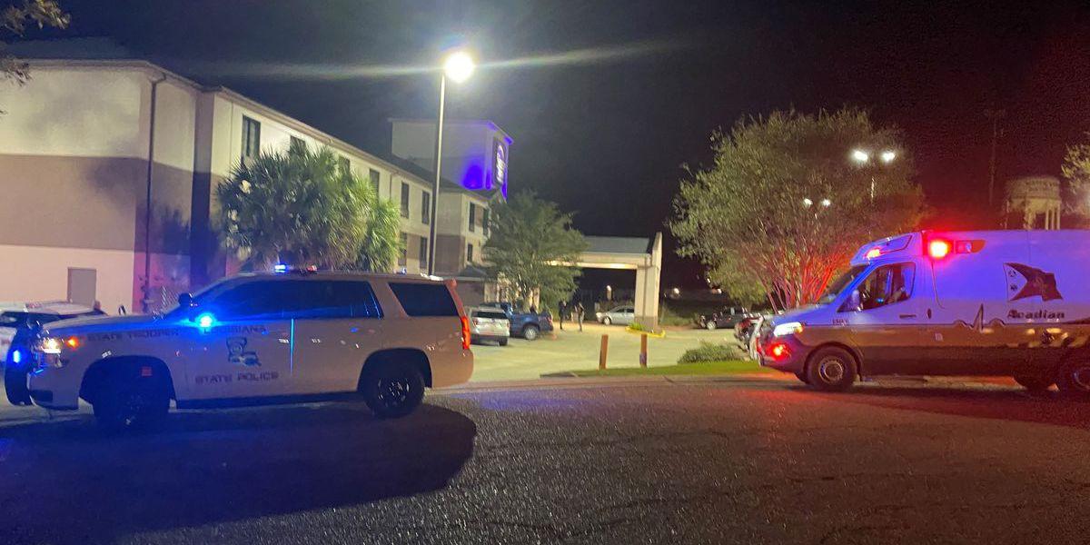 FBI: Suspect in Cleveland homicide shot, killed in Louisiana hotel
