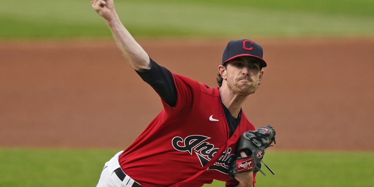 Cleveland Indians ace Shane Bieber tests positive for Covid-19