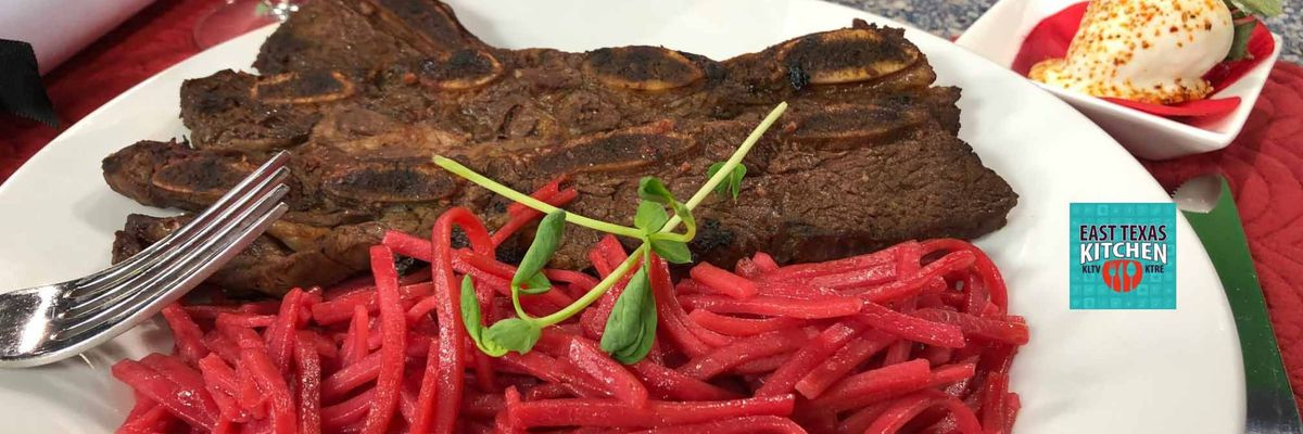 East Texas Kitchen: Chinese Barbecue Beef by the Texas Beef Council