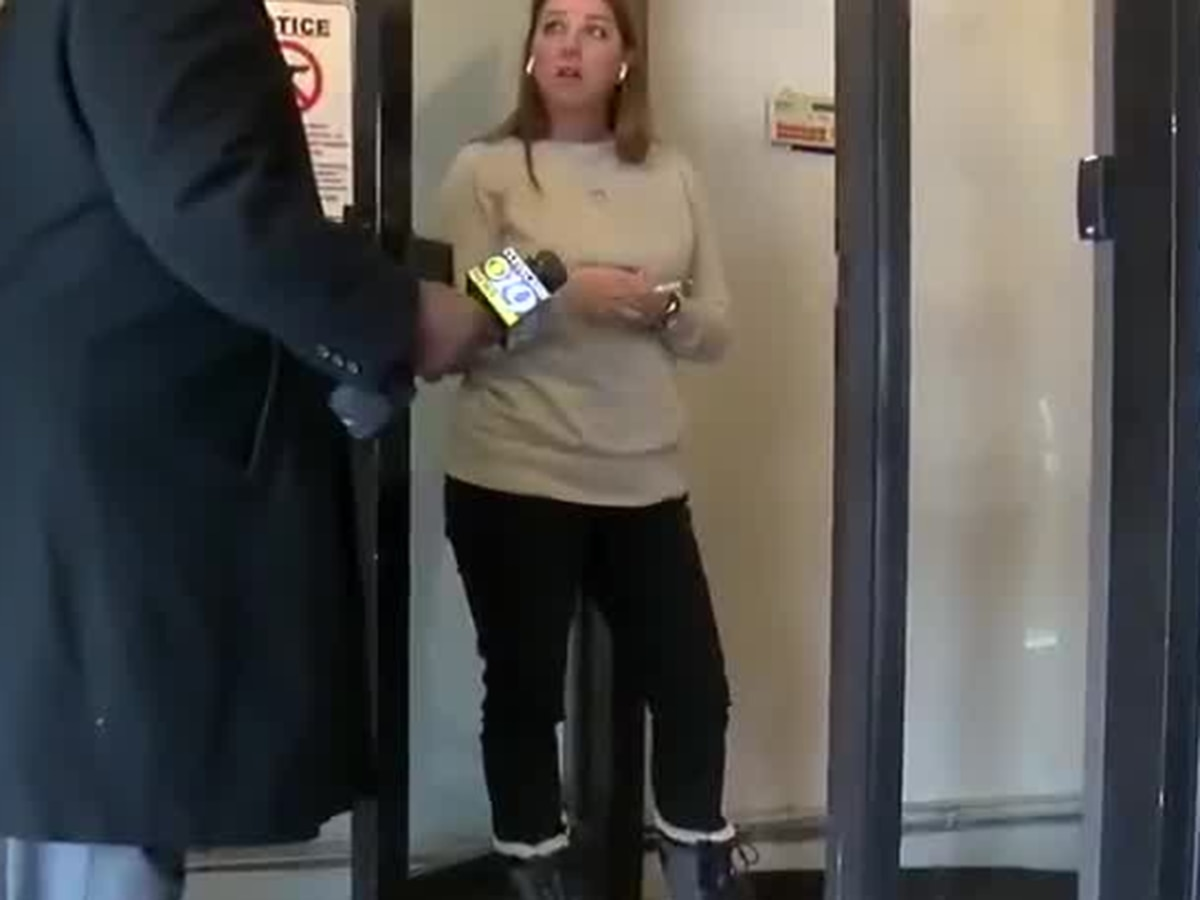 Euclid's Bluestone Apartments employee confronted over busted elevators