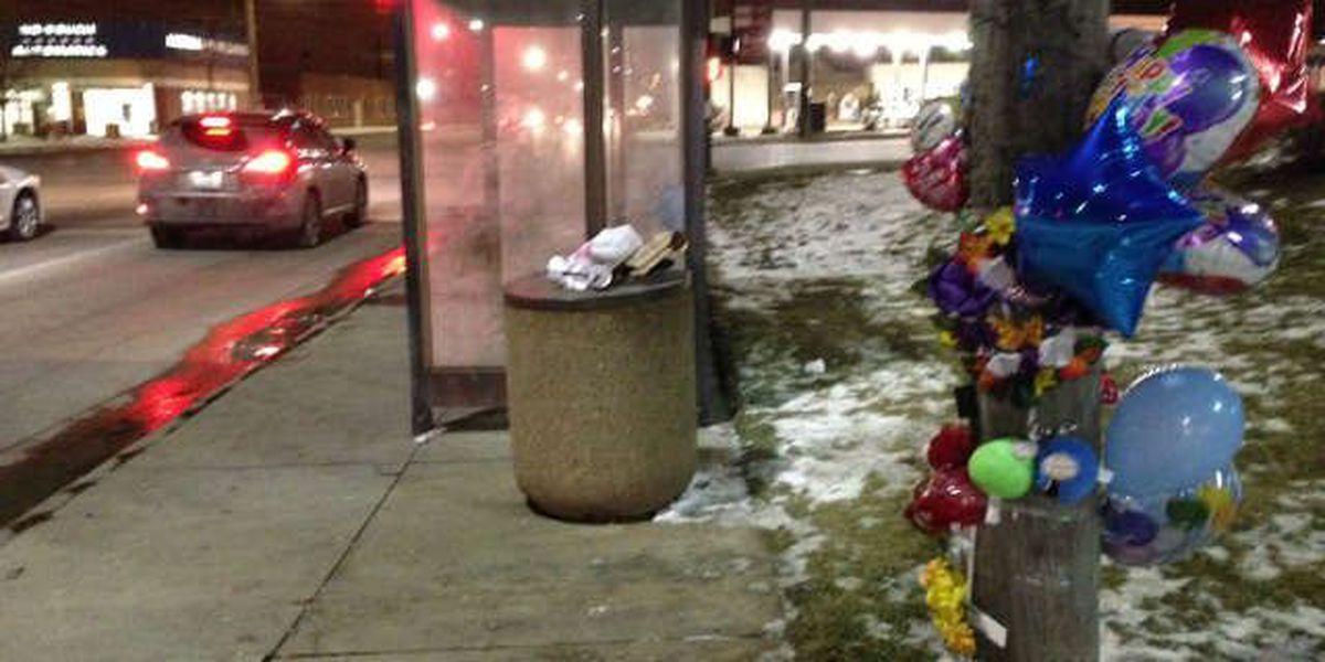 Man dies after assault at Cleveland bus stop