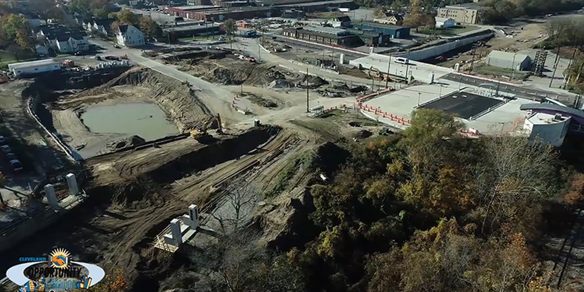 Reopening of stretch of I-490 currently under construction now delayed until November 2021