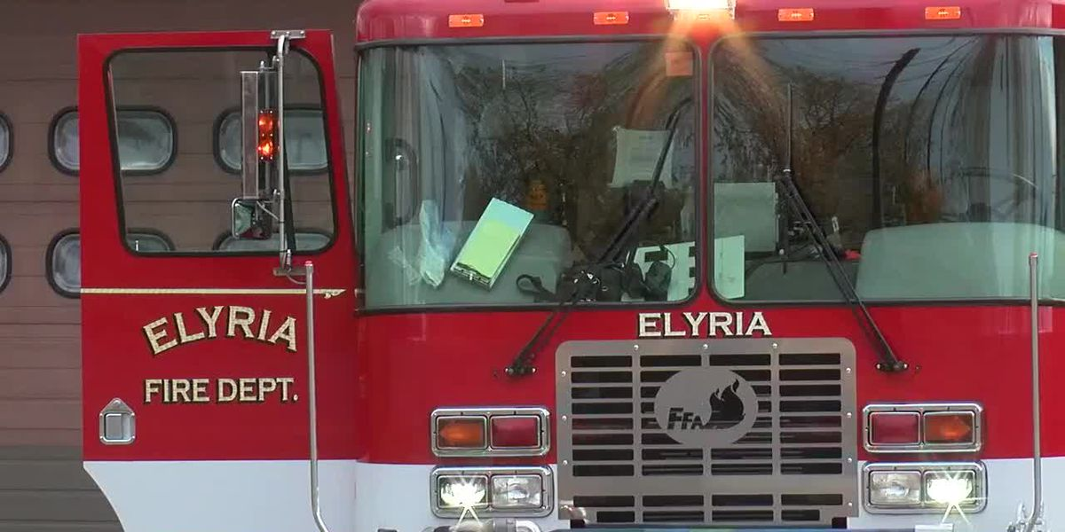 5 members of Elyria Fire Department test positive for COVID 19
