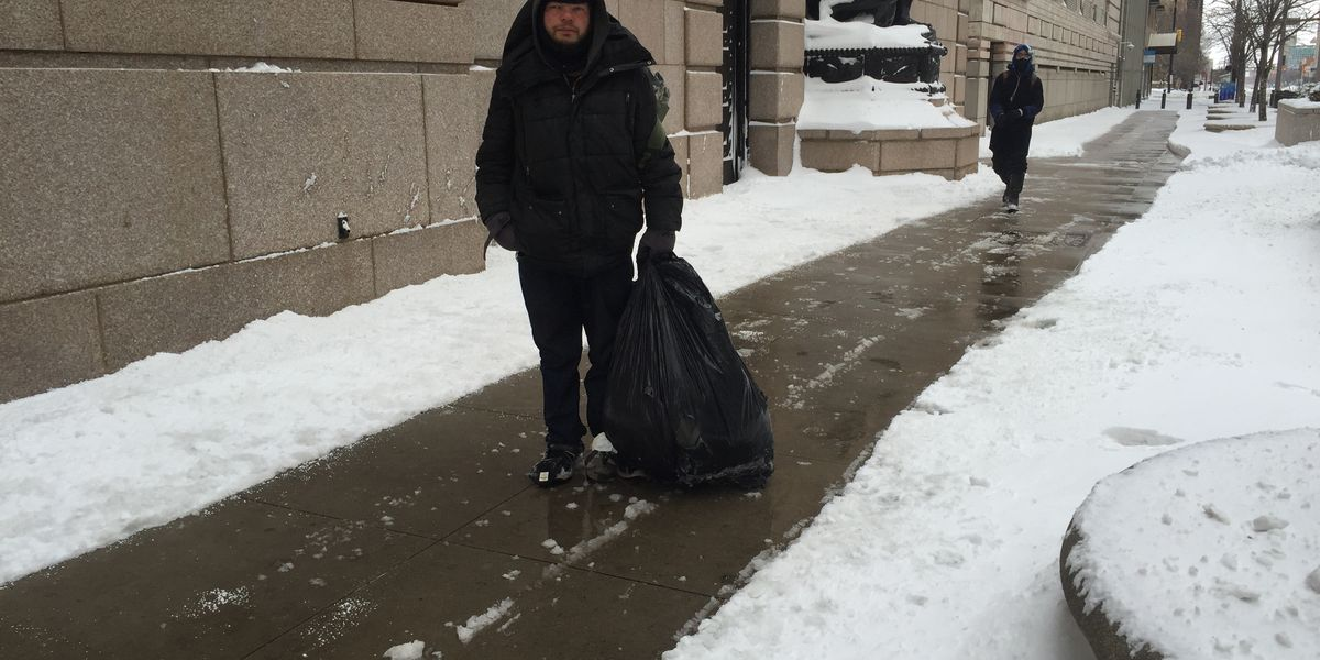 Cleveland homeless shelters say they are prepared for area homeless trying to escape dangerous cold