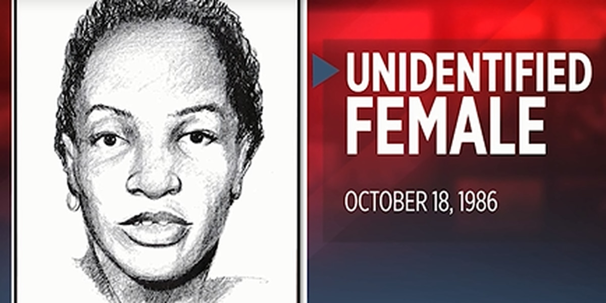 Unidentified: Do you know who this murder victim is, 33 years later?