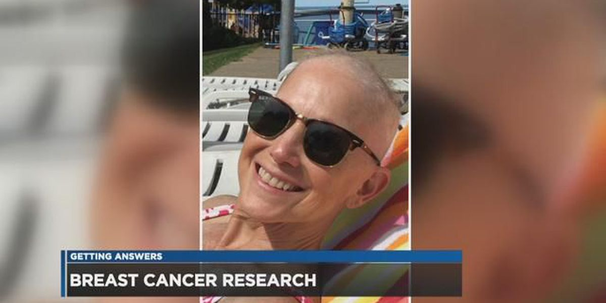 University of Akron doctor engineering potentially groundbreaking breast cancer treatment